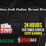 Ketahui Situs Judi Online Resmi Dengan Tepat